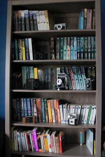 bibliothéque hemnes