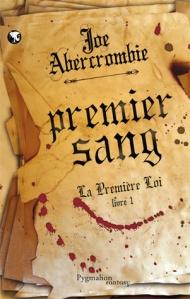 [Avis] Saga : La première loi de Joe Abercrombie