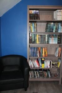 Bibliotheque pleine