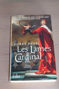 Lames Cardinal Pevel