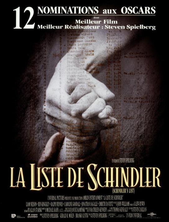 la-liste-de-schindler-affiche