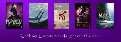 challenge lecture de l'imaginaire