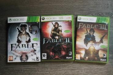jeu vidéo fable