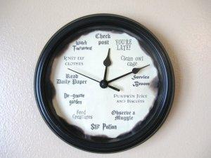 horloge HP