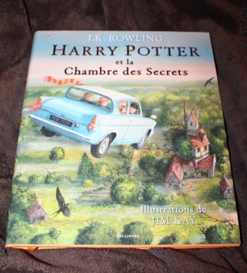 Mes chroniques lecture la croque livres - Fiche de lecture harry potter et la chambre des secrets ...